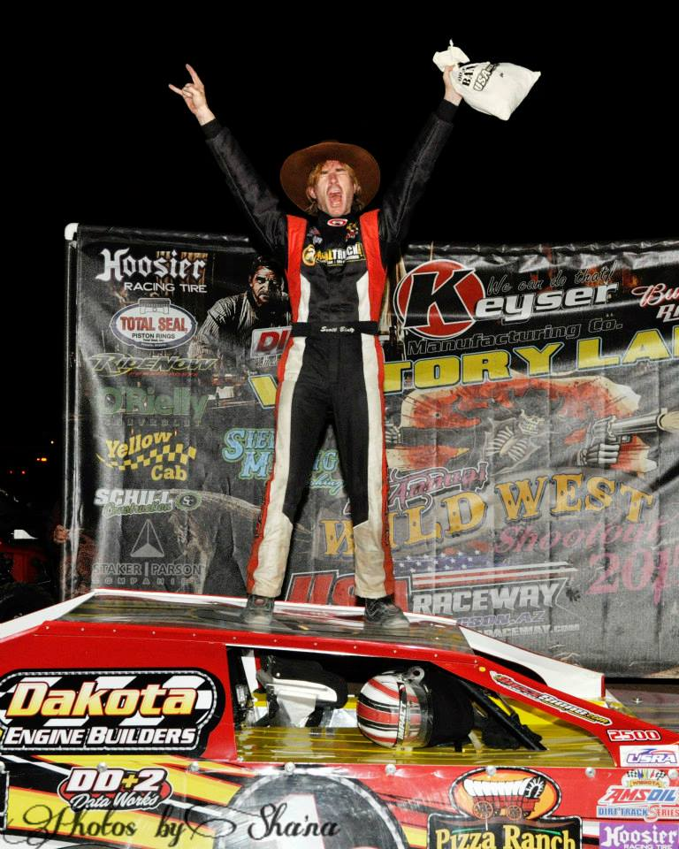 Yeehaw - Scotty Wins Wild West Shootout
